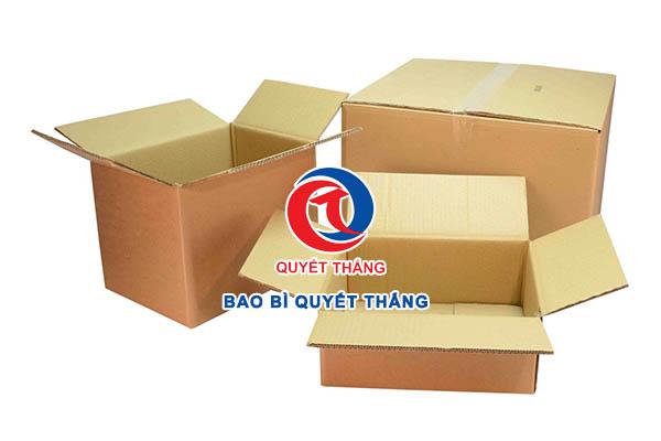 Bán thùng carton tại Bắc Giang